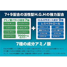 HGH Ресвератрол и аминокислоты Abundina