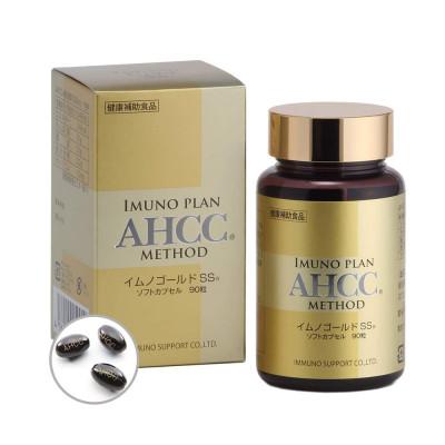 AHCC IMUNO PLAN Method Стимулятор иммунной системы