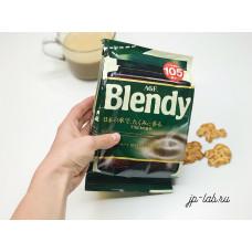 Растворимый кофе AGF Blendy средней крепости