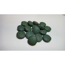Спирулина обогащенная фолиевой кислотой, железом и кальцием Algae