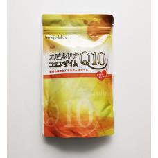 Спирулина с коэнзимом Q10 Algae