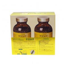 Золотые водоросли EX Spirulina Japan, 2000 таблетки