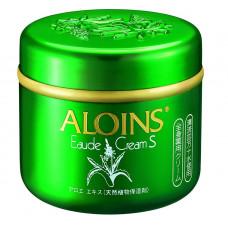 Лечебный крем с Алоэ для лица и тела ALOINS Eaude Cream S