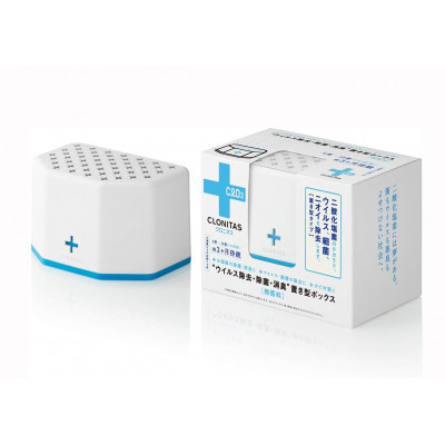 Японский настольный блокатор вирусов и бактерий CLONITAS на 3 месяца