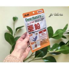 Asahi Dear-Natura Style Цинк