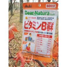 Витамины группы B Dear-Nature Asahi