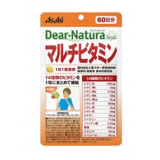 Мультивитамины Asahi Dear-Nature Multi-Vitamin