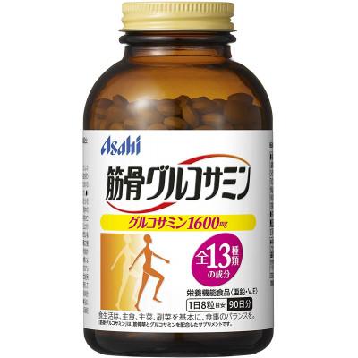 Японский глюкозамин для мышц и костей Asahi