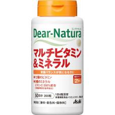 Поливитамины и минералы на 50 дней Dear-Natura Asahi
