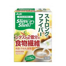 Диетическая клетчатка с молочнокислыми бактериями Asahi Slim Up Slim