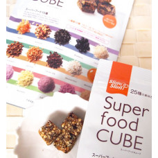 Диетическая закуска Super Food Cube Slim Up Slim Asahi