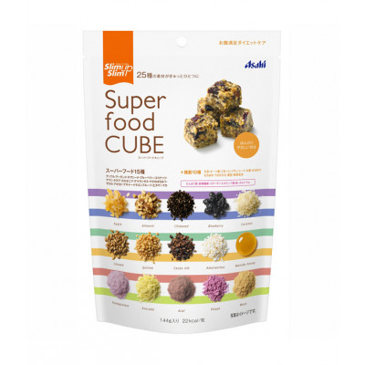 Японская диета Super Food Cube Slim Up Slim Asahi