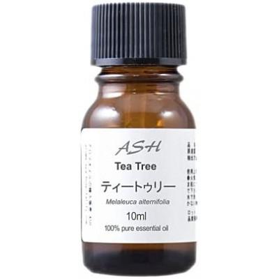 Натуральное эфирное масло чайного дерева ASH