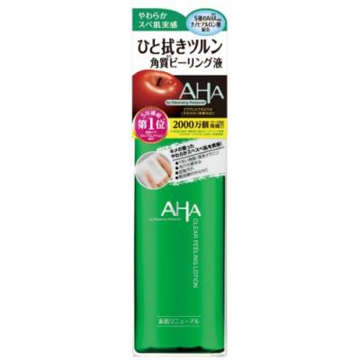 Японский очищающий лосьон с AHA кислотами BCL Clear Peeling lotion