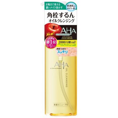 Японское очищающее масло с AHA кислотами для снятия макияжа BCL AHA CLEANSING OIL