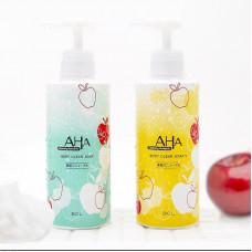 Гель для душа с эффектом пилинга BCL Cleansing Research Body Clear Soap AHA (Soft type)