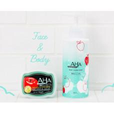Мыло с эффектом пилинга BCL AHA ESTHETIC SOAP