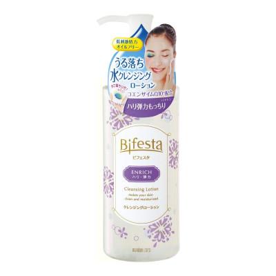 Японский смягчающий лосьон для снятия макияжа Bifesta