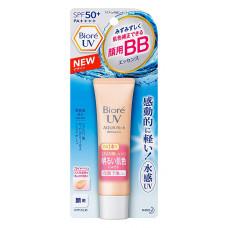 Солнцезащитная ВВ эссенция Biore UV Aqua Rich BB Essence SPF50+ PA++++