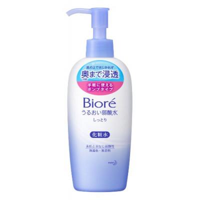 Японский биоактивный увлажняющий тонер для лица Biore