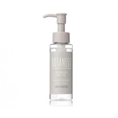Японское растительное масло для волос BOTANIST DAMAGE CARE - уход за повреждёнными волосами