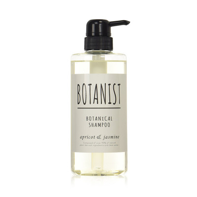 Японский увлажняющий шампунь для волос BOTANIST Moist