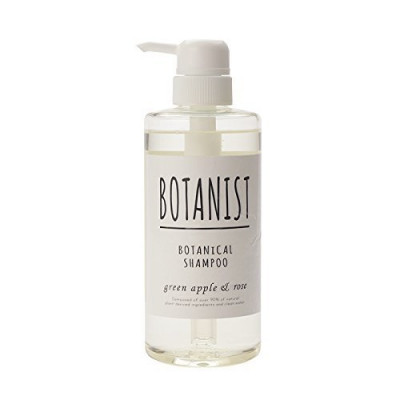 Японский шампунь для лечения и выпрямления волос BOTANIST Smooth