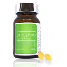 Витамин D и Омега-3