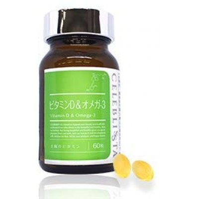Японский витамин D и Омега-3