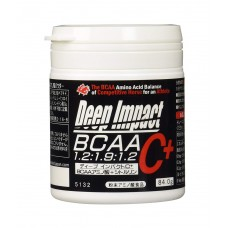 BCAA-аминокислота Citric Amino Deep Impact + C