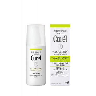 Японский увлажняющий гель для проблемной и склонной к жирности кожи Curel