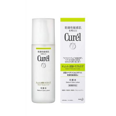 Японский лосьон для проблемной и склонной к жирности кожи Curel
