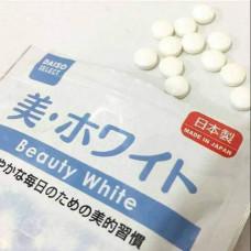 Красивая белоснежная кожа Beauty White Vitamins Daiso