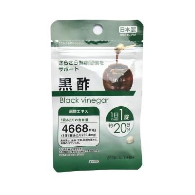 Японская биодобавка с уксусом из коричневого риса Daiso
