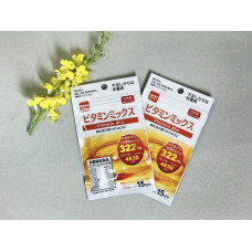 Комплекс витамин Vitamin Mix Daiso