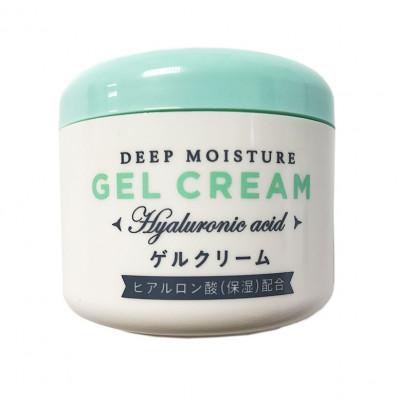 Японский крем-гель для лица с гиалуроновой кислотой Daiso