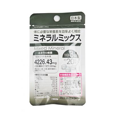 Японский комплекс минералов Mixed Mineral Daiso