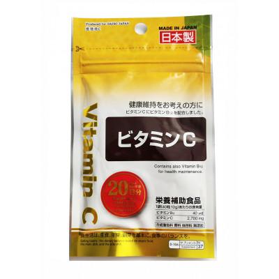 Vitamin C Daiso Japan