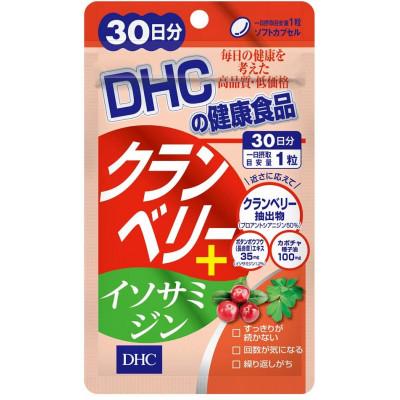 Японская клюква и изосамидин для здоровья почек DHC