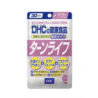 Японский препарат для женщин при менопаузе DHC