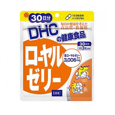 Японский БАД Маточное молочко для иммунитета DHC