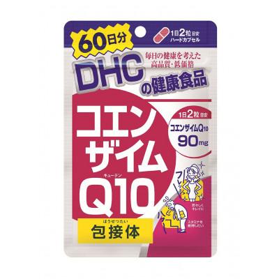Японский антиоксидант Коэнзим Q10 DHC