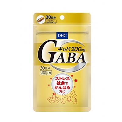 Японский БАД от стресса и раздражения Габа Gaba DHC