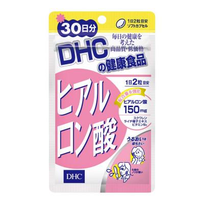 Японская гиалуроновая кислота в капсулах DHC