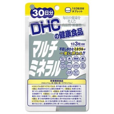 Японский комплекс мультиминералов DHC