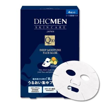 Японская мужская маска для увлажнения лица DHC