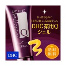 Концентрированный увлажняющий гель с коэнзимом Q10 Medicated Gel DHC