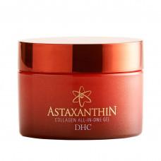 Крем-гель с астаксантином DHC Astaxanthin Collagen all-in-one gel