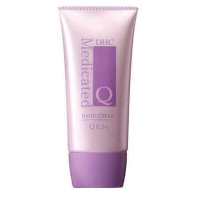 Японский лекарственный крем для рук c коэнзимом Q10 Medicated Hand Cream DHC