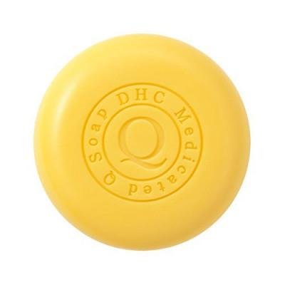 Японское мыло с коэнзимом Q10 Medicated Q soap DHC